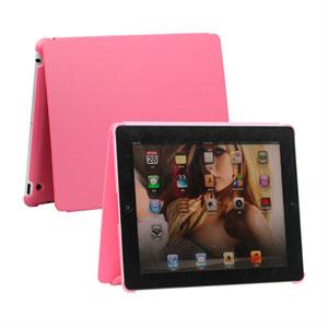 inCover Smart Cover Stand til iPad 3 og 4 - pink