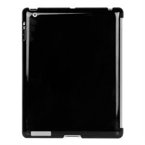 Billede af Apple iPad 3 og 4 Plastik cover fra inCover - sort