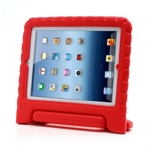 Image of   Apple iPad 2/3/4 ProKid Cover - Rød