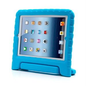 Image of   Apple iPad 2/3/4 ProKid Cover - Blå