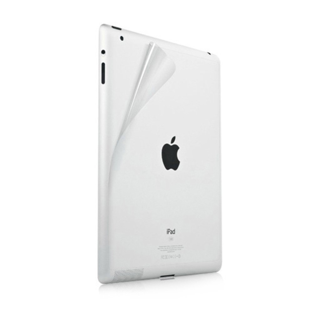 Image of Apple iPad 2 Beskyttelsesfilm Til Bagsiden
