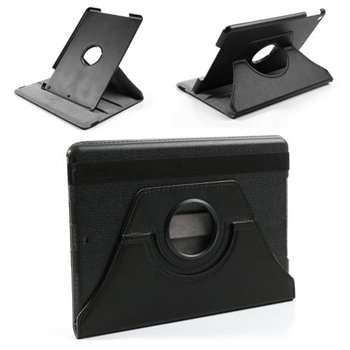 Image of   Apple iPad Air Rotating Smart Cover Stand - Sort