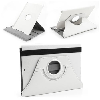 Image of   Apple iPad Air Rotating Smart Cover Stand - Hvid