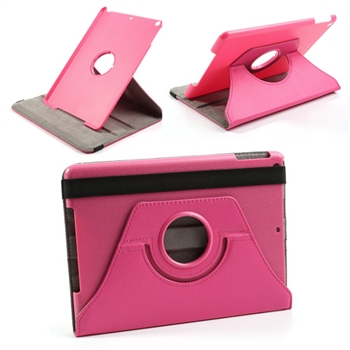 Image of   Apple iPad Air Rotating Smart Cover Stand - Rosa