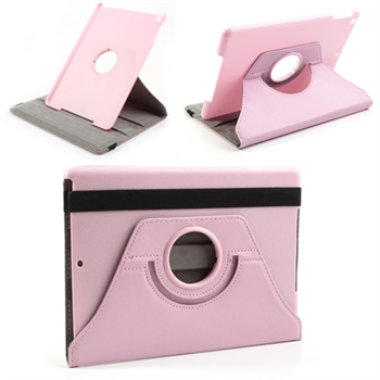 Image of   Apple iPad Air Rotating Smart Cover Stand - Pink