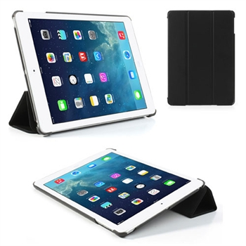 Image of   Apple iPad Air Smart Cover Stand - Sort