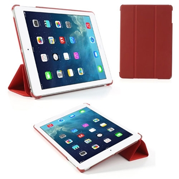 Image of   Apple iPad Air Smart Cover Stand - Rød