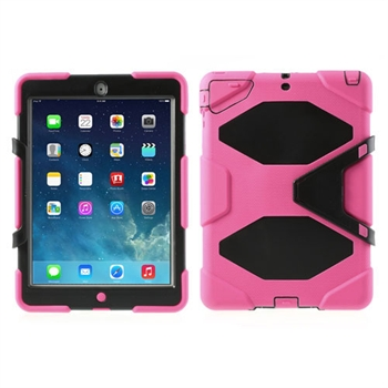 Billede af Anti-Rain Heavy Duty Case Til Apple iPad Air - Rosa