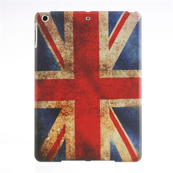 Image of   Apple iPad Air Plastik Cover - Union Jack
