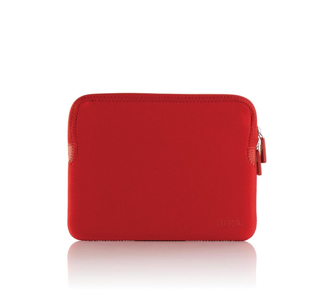 Billede af Trunk Neopren iPad Sleeve - Rød