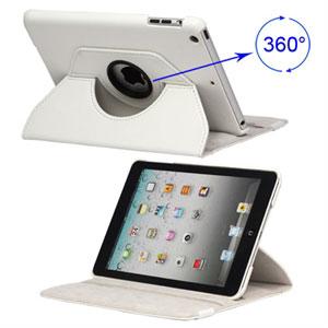 Billede af inCover Rotating Smart Cover Stand til iPad Mini - hvid