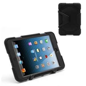 Billede af Anti-Rain Heavy Duty Case Til Apple iPad Mini - Sort