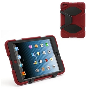 Billede af Anti-Rain Heavy Duty Case Til Apple iPad Mini - Rød
