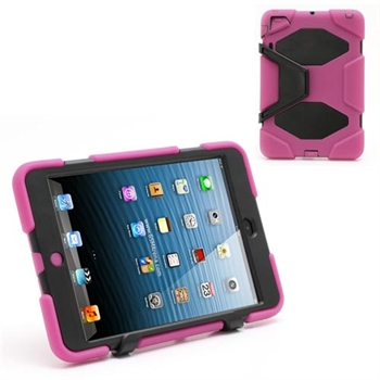 Billede af Anti-Rain Heavy Duty Case Til Apple iPad Mini - Rosa