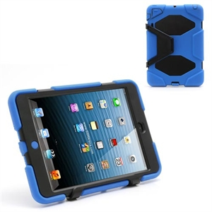 Billede af Anti-Rain Heavy Duty Case Til Apple iPad Mini - Blå