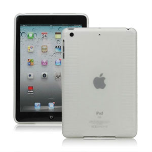 Image of Apple iPad Mini TPU cover fra inCover - gennemsigtig