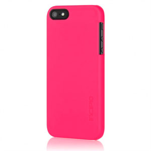 Image of   Apple iPhone 5/5S Feather Case fra Incipio - pink