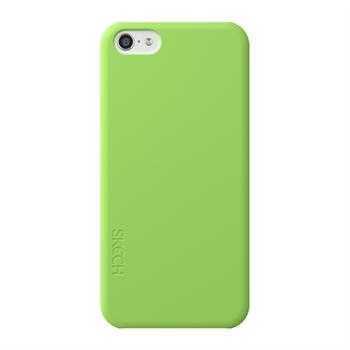 Billede af Apple iPhone 5C Skech Slim Snap On Cover - Grøn