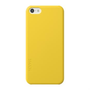 Billede af Apple iPhone 5C Skech Slim Snap On Cover - Gul