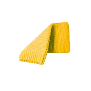 Sokke etui til smartphone - gul
