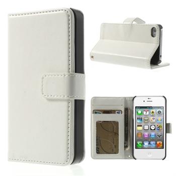 Apple iPhone 4S FlipStand Taske/Etui - Hvid