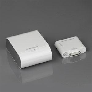Image of   Wireless AV sender til iPad, iPad 2, iPhone 3GS, iPhone 4 og 4S