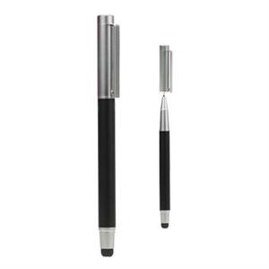 Image of 2 i 1 Stylus Pen til smartphones og tablets - sort