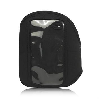 Apple iPhone og iPod Sport armbånd - sort