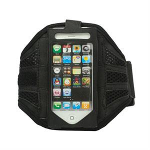 Image of Apple iPhone og iPod Sport armbånd - sort