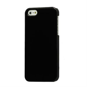 Image of   Apple iPhone 5/5S Design Plastik cover fra - Mirror sort