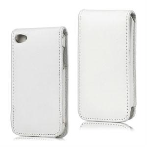 Apple iPod Touch 4G taske/etui med fliplukning - hvid