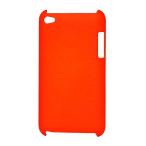 Apple iPod Touch 4G Plastik cover fra inCover - orange