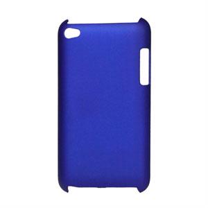 Apple iPod Touch 4G Plastik cover fra inCover - blå