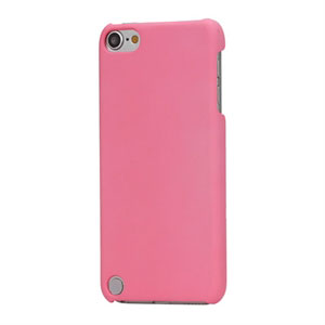 Apple iPod Touch 5G Plastik cover fra inCover - pink