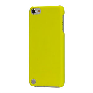 Apple iPod Touch 5G Plastik cover fra inCover - gul