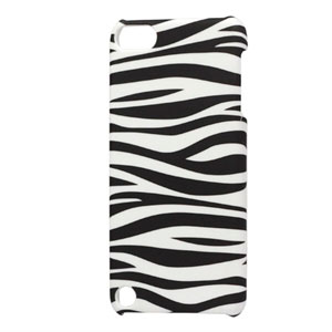 Apple iPod Touch 5G Design Plastik cover fra inCover - Zebra