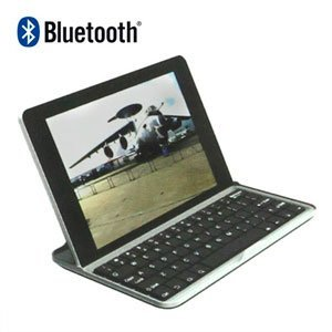 check out 6171b d2f11 Bluetooth tastatur i aluminium til Google Nexus 7