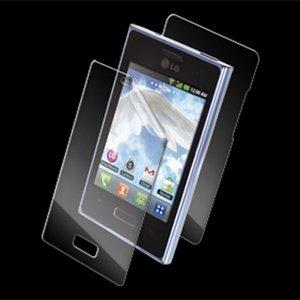 Image of LG Optimus L3 invisible SHIELD MAXIMUM beskyttelse