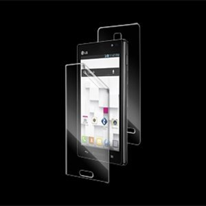 Image of LG Optimus L9 invisible SHIELD MAXIMUM beskyttelse