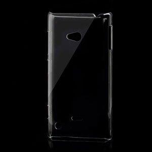 Billede af Nokia Lumia 720 inCover Plastik Cover - Gennemsigtig