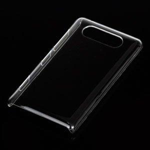 Billede af Nokia Lumia 820 Plastik cover fra inCover - gennemsigtig