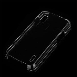 Billede af Google Nexus 4 Plastik cover fra inCover - gennemsigtig