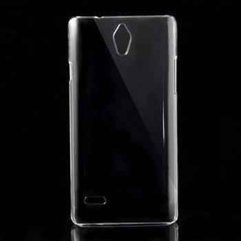 Image of Huawei Ascend G700 inCover Plastik Cover - Gennemsigtig