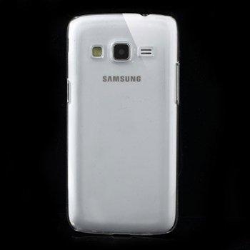 Billede af Samsung Galaxy Grand 2 inCover Plastik Cover - Gennemsigtig