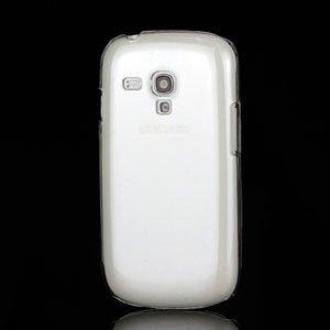 Billede af Samsung Galaxy S3 Mini Plastik cover fra inCover - gennemsigtig