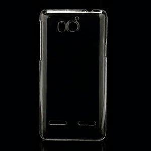 Image of Huawei Honor 2 Plastik cover fra inCover - gennemsigtig