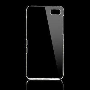 Billede af BlackBerry Z10 inCover Plastik Cover - Gennemsigtig