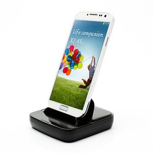 Image of   Bordlader til Samsung Galaxy Smartphones - Sort