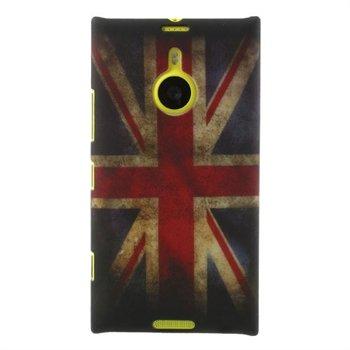 Nokia Lumia 1520 inCover Design Plastik Cover - Union Jack