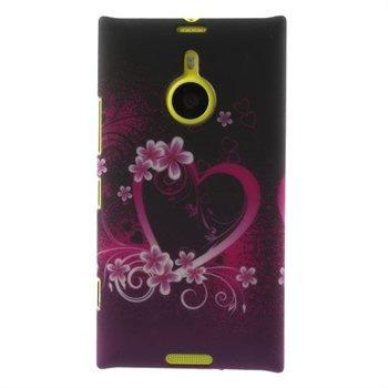 Nokia Lumia 1520 inCover Design Plastik Cover - Heart